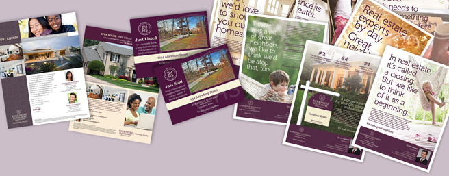 Customizable Print Collateral
